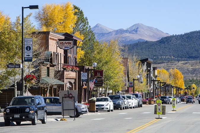 Mainstreet frisco businesses and colorado real estate