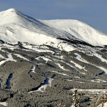 Cropped photo of breck ski area Peak State Properties