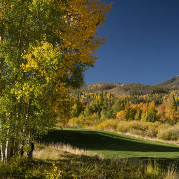 Fall in Silverthorne beautiful lot